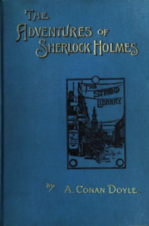Thumbnail image for The Adventures of Sherlock Holmes